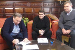 Municipios adquirirán maquinaria con garantía de fondo de la soja