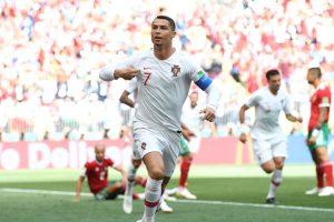 Mundial Rusia 2018: Portugal madrugó a Marruecos y lo eliminó de la Copa