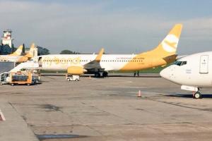 Fly Bondi trajo su quinto avión y pone más vuelos a Iguazú desde julio