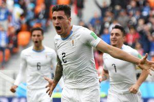 Mundial Rusia 2018: Uruguay festejó sobre el final
