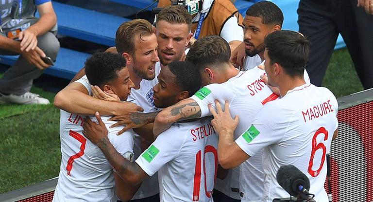 Con un festival de goles, Inglaterra se metió en octavos y definirá el grupo con Bélgica