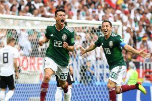 Mundial Rusia 2018: México dio la sorpresa y le ganó a Alemania, último campeón