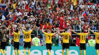 Mundial rusia 2018: Sin compasión, Bélgica goleó a Túnez y quedó a un pasito de los octavos