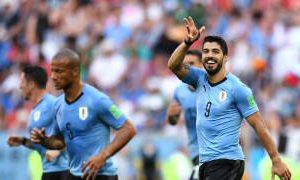 Mundial Rusia 2018: Uruguay y Rusia, los primeros clasificados