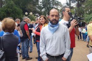 """Gustavo Simes sobre el aborto: """"Los médicos estaríamos incurriendo en un asesinato"""""""