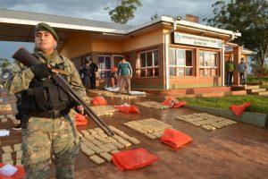 Política antidrogas: la Policía de Misiones ya decomisó marihuana por casi 900 millones de pesos