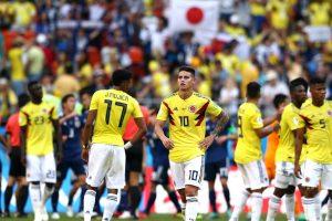 Mundial Rusia 2018: Con uno menos, Colombia no pudo ante Japón