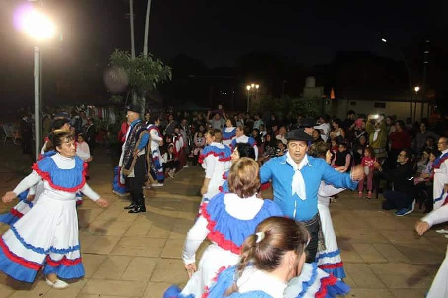 Villa Cabello celebró su 45° aniversario con un show artístico y musical