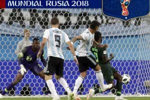 El partido de Argentina – Nigeria registró un récord de transmisión por Internet