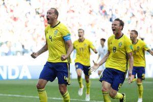 Mundial Rusia 2018: Con la intervención del VAR, Suecia venció a Corea del Sur