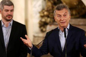 Peña anunció candidatura de Macri para 2019: «Estamos convencidos que vamos a ganar»