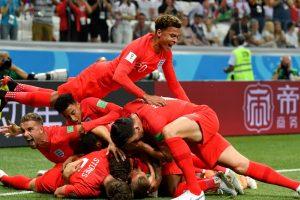 Mundial Rusia 2018: Sobre el final, Inglaterra venció a Túnez