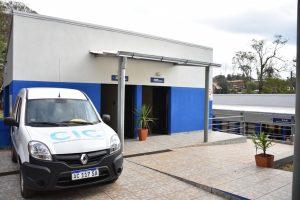 Oberá inauguró el CIC de Villa Günther y construye casillas de emergencia para familias en extrema vulnerabilidad