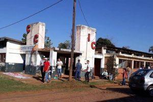 Vecinos de Bernardo de Irigoyen recuperaron un Centro Integrador Comunitario