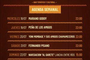 Día del amigo en Misionero y Guaraní