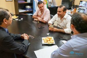 El Banco Macro anunció la instalación de una nueva sucursal en Candelaria