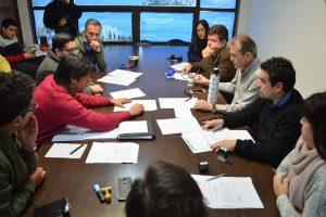 Toque de andén: Concejales avalaron la decisión tomada por el Ejecutivo para destrabar el conflicto