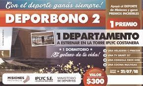 Deporbono 2 se sorteará en la nueva sala del IPLyC SE
