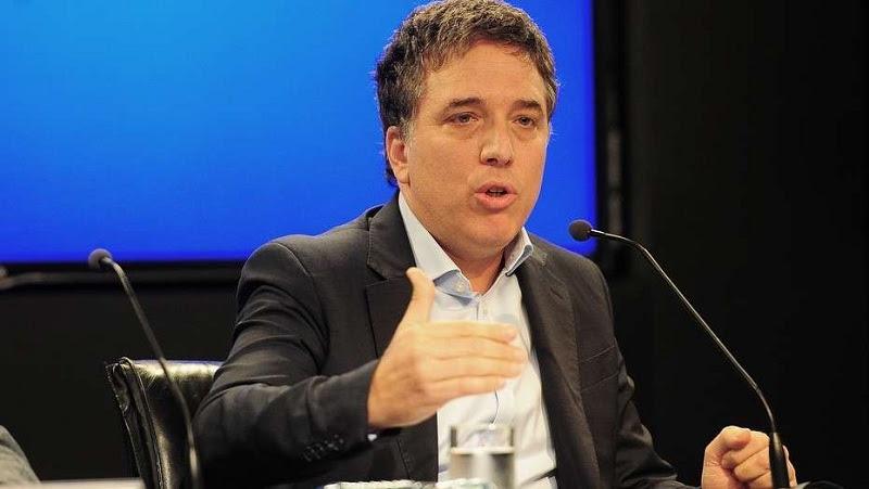 Dujovne afirmó que los objetivos fiscales «son irrenunciables»
