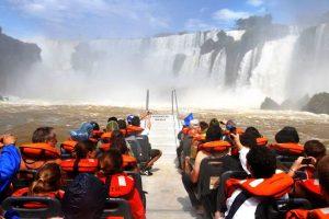 Los turistas recorrieron Misiones pero se cuidaron en los gastos