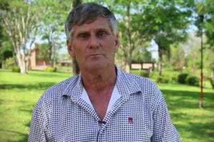 Falleció el ex intendente de Puerto Esperanza, Gilberto «Pato» Gruber