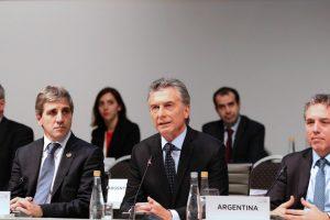 Macri cerró la ministerial del G-20: «La tasa de crecimiento no va a aumentar este año»