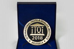 Agua de las misiones Gourmet vuelve a demostrar su excelencia y calidad al recibir el Premio Internacional al Sabor Superior 2018