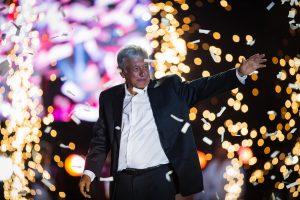 López Obrador y un cambio histórico en México