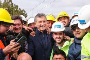 Macri ratificó el rumbo de su gestión: «Contra viento y marea lo estamos haciendo bien»