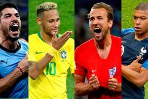 Mundial Rusia 2018: Así se jugarán los cuartos de final