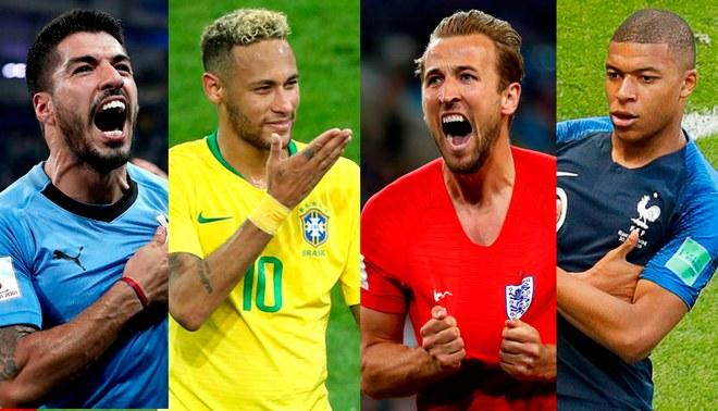 Mundial Rusia 2018: Así se jugarán los cuartos de final ...