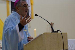 """El Obispo Martínez sobre el aborto: """"¿quién tiene autoridad para poder decidir si puede vivir alguien o no?"""""""