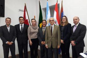 A solicitud de Misiones se creó la comisión de Medio Ambiente y Recursos Naturales en el comite de integración fronteriza