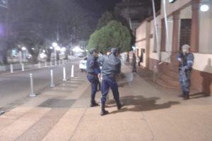 Ataque a la UP II: Hay un segundo brasileño detenido
