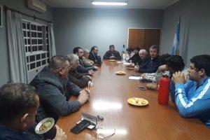 Sindicatos se reunieron en el PJ Misiones