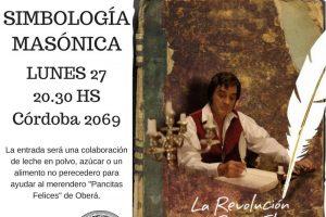 Ultima entrega del ciclo con la Logia Roque Perez en el cineclub