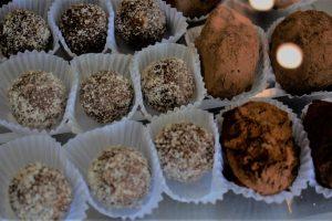 Sandra y la fábrica de chocolate (misionero)