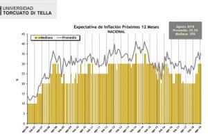Informe de la Universidad Torcuato Di Tella prevé un 35% de inflación para cuando se celebren las PASO