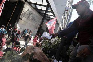 Tareferos reclamaron en Buenos Aires por interzafra, cumplimiento y mejores pagos