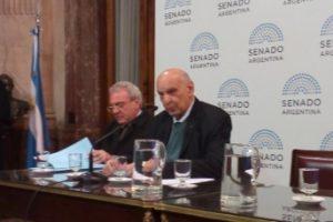 Pastoripreside la Comisión Bicameral de Control de los fondos de la Seguridad Social