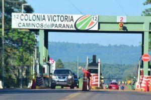 Peaje más caro: analizan habilitar el camino alternativo en Colonia Victoria