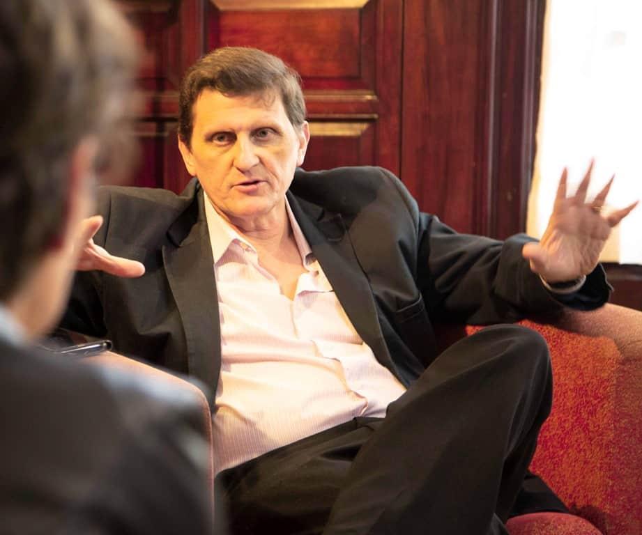"""Safrán: """"El Ahora Pymes continúa facilitando el crédito a empresas misioneras"""""""