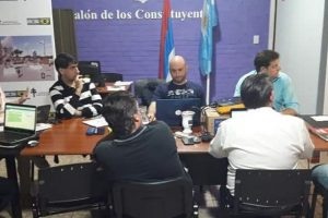 Convencionales de San Javier fundamentaron su propuesta para la intendencia y concejalías