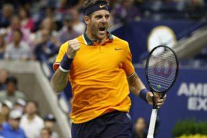 Del Potro volvió a ganar, no perdió ningún set y ya está en cuartos de final del US Open