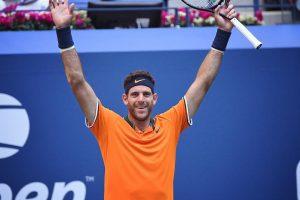 ¡Delpo, finalista del US Open!