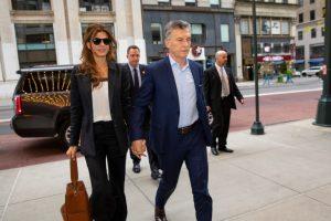 Macri ya está en Nueva York para participar de la asamblea de la ONU y convencer a Wall Street