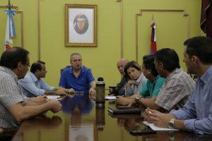 Passalacqua y la mesa interministerial repasaron acciones para atender a tareferos