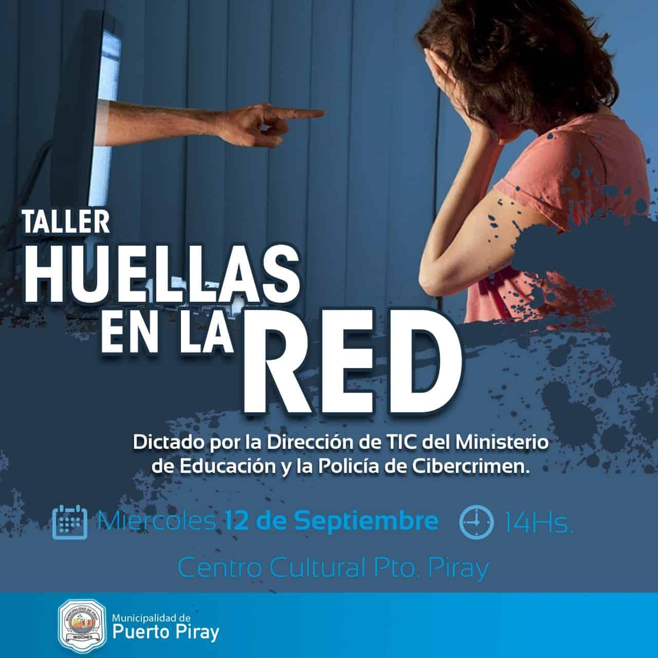 Se dictarán talleres de identidad digital en Puerto Piray y Eldorado
