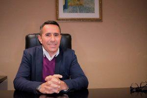 Juan Carlos Espinoza, gerente del hotel Casino: «Invertimos todo el tiempo, no en lujos, sino en sofisticación»