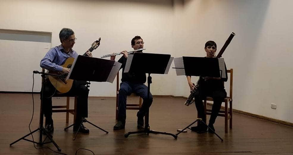 Luis Zanazzo y Ensamble In Legno, el 14 de septiembre en el Centro Cultural Vicente Cidade